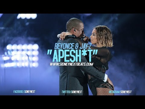 BEYONCE & JAY-Z (THE CARTERS) - APES**T (instrumental)