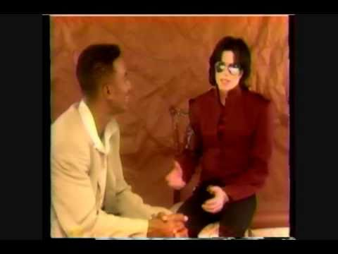 Michael Jackson - Bill Bellamy interview