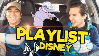 Playlist Disney feat. Mario Aguilar / Memo Aponte