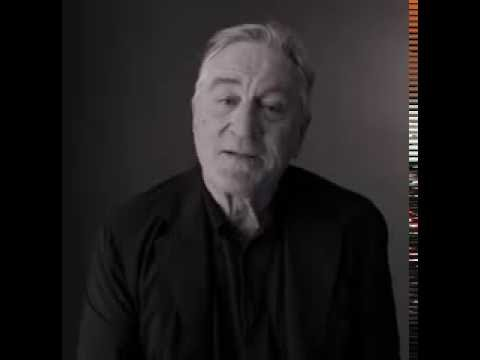Robert De Niro on Donald Trump
