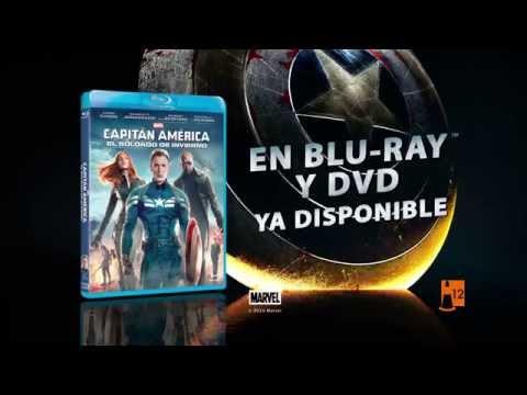 Marvel España | Capitán América: El Soldado de Invierno | Disponible en DVD y Blu-ray