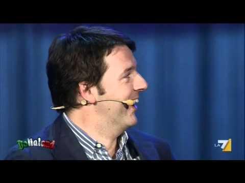 Italialand – ITALIALAND, MAURIZIO CROZZA – GIGI MARZULLO INTERVISTA RENZI E ALEMANNO