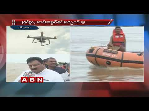 Minister Chinna Rajappa Face To Face Over Boat Mishap In Godavari River | ABN Telugu
