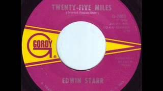 Watch Edwin Starr Twenty Five Miles video