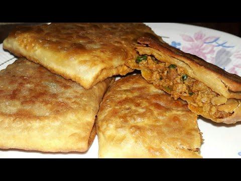 Kheema Paratha | Mutton Kheem Wrap|| Arshiya's Corner