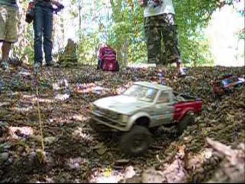 Scale 4x4 RC. Scale RC off roading.