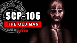 SCP-106 illustrated (The Old Man)