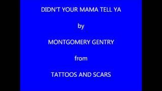 Watch Montgomery Gentry Didn