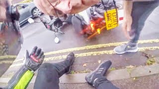 Stupid, Crazy, Angry & Nice People Vs Bikers 2018 [Ep.#591] ROAD RAGE