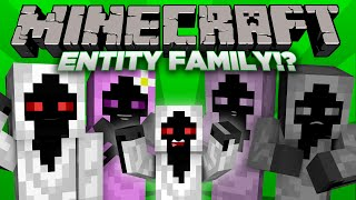If Entity 303 Had A Family - Minecraft
