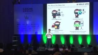 Logistics: Chang Wen Lai, Ninja Van - WD2016
