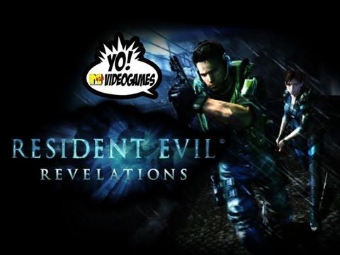 RESIDENT EVIL: Revelations Demo with YoVideogames!