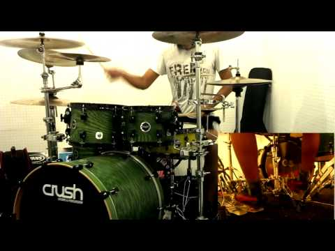 Tee Assedge - Asking Alexandria - Final Episode (drum Cover) video