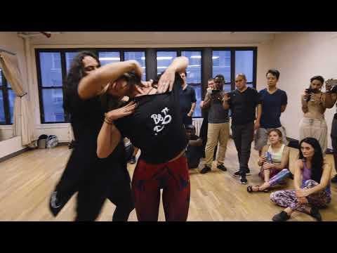 Mafie + Xtine - New York City Zouk Festival 2017