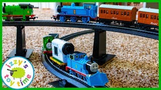 MODEL TRAIN CAM?! 🎥 BACHMANN AND THOMAS!