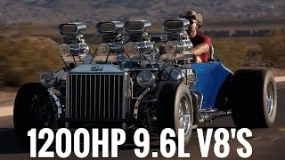 10 Most Ridiculous Engine Swaps #2