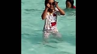 Water park martoba icha dan ara