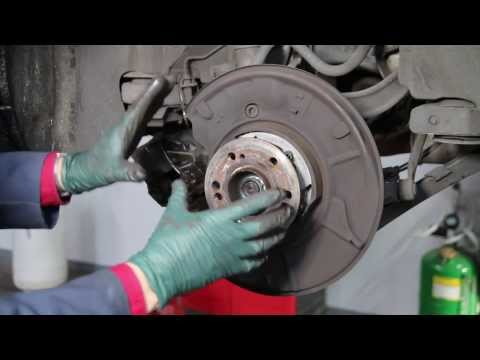 DIY Car Repair Quick Tip #2: How to Remove a Stuck Brake Rotor From The Hub