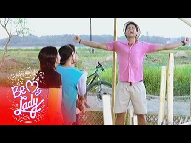 Be My Lady: Phil shouts Pinang's name