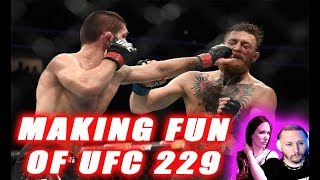 UFC 229 - REACTION & Fallout from the Shocking Brawl After the Fight