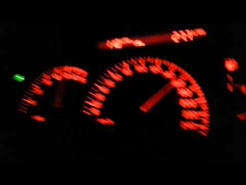 Renault Laguna 3.0 V6 24v  Von 40-140 k/mh und 120-235 k/mh