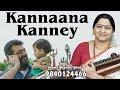 Kannaana Kanney கண ண ன கண ண Viswasam வ ஸ வ சம Film Instrumental By Veena Meerakrishna mp3