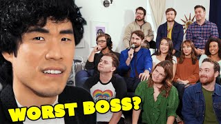 Which Try Guy Is The Best Boss?
