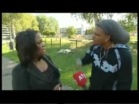 Man flipt tegen Elvira Sweet na dodelijke schietpartij in de Bijlmer