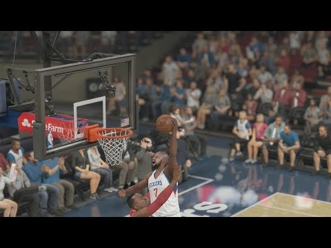 NBA 2K14 PS4 MyCareer   Dwight Howard Gets Embarrassed
