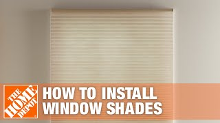How to Install Outside-Mount Cellular Window Shades