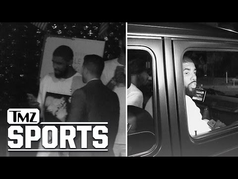 Kyrie Irving -- 'KD to the Warriors Is Awesome ...For Them'