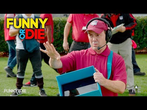"Funny or Die: ""The Replay Guy"" 