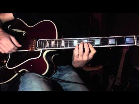 Always and Forever (Pat Metheny) - Jazz Guitar Chord Melody