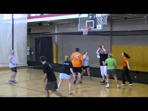 Strother High School Alumni Basketball Game 2012, Part 3