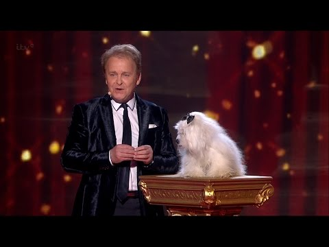 Marc Métral - Britain's Got Talent 2015 Semi-Final 4
