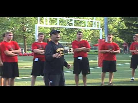 Gryphon Elite High School Football Camp - 07/24/2013