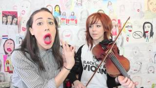 TIMBER - cover w/ Lindsey Stirling and Miranda Sings!
