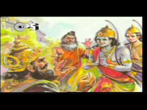 Song Ramayan Part 1 - Suno Suno Shree Ram Kahani - Ram Katha video