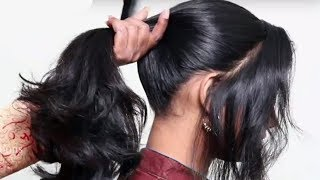 Simple Hairstyles For Short hair | Best Hairstyles for Girls | 2018 Hairstyles | hair style girl