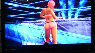 WWE Smackdown Vs Raw 2011 Rated XXX Entrance