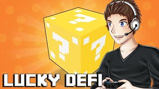 Minecraft Lucky Defi  Siphano