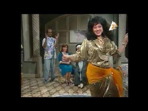 رقص معالى زايد على اغنية وانت بعيد بعيد عنى من مسلسل حلم الجنوبى thumbnail