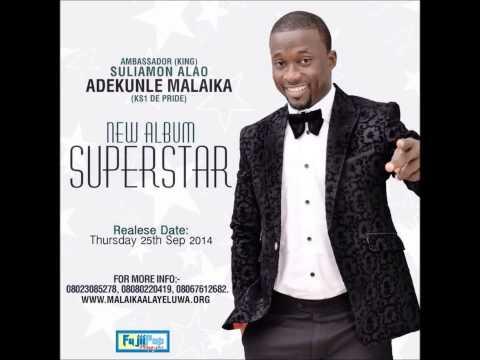 Sule Alao Malaika  New Album Super Star  Side A video