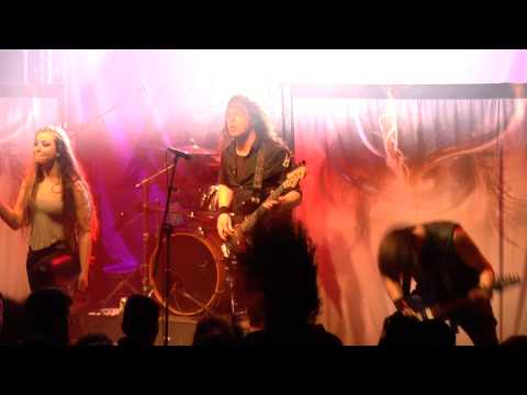 The Agonist - Business Suits & Combat Boots 25 Mar 2015, Athens, Greece