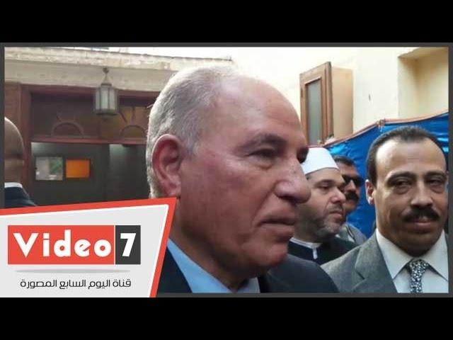 الزند فى انتخابات نادى القضاة:قضاء مصر شامخ رغم أنف وجدى غنيم الداعشى