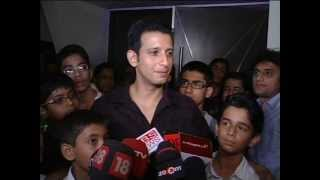 Ferrari Ki Sawaari - Bindaas Bollywood - Special Screening Of The Movie Ferrari Ki Sawaari - Latest Celebrity News