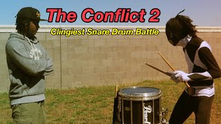 Cringiest Snare Drum Battle Ever