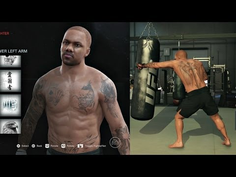 EA Sports UFC PS4 Career Mode Gameplay - The Creation! Ep. 1