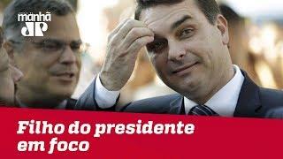 MP vê indícios de que Flávio Bolsonaro lavou dinheiro
