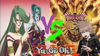 Camula la vampiresa vs Exodia y yo-------Yu-Gi-Oh GX Spirit Caller ep72